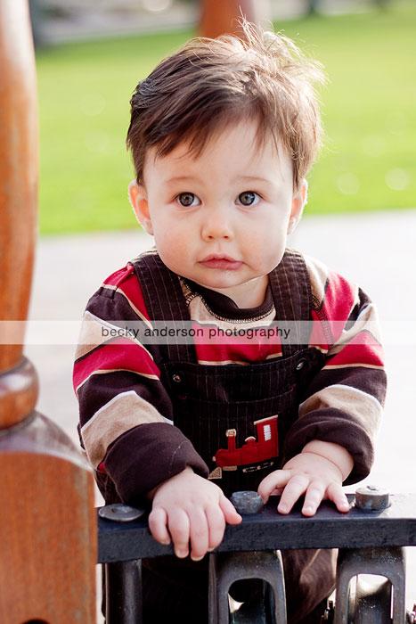 CT infant photographer