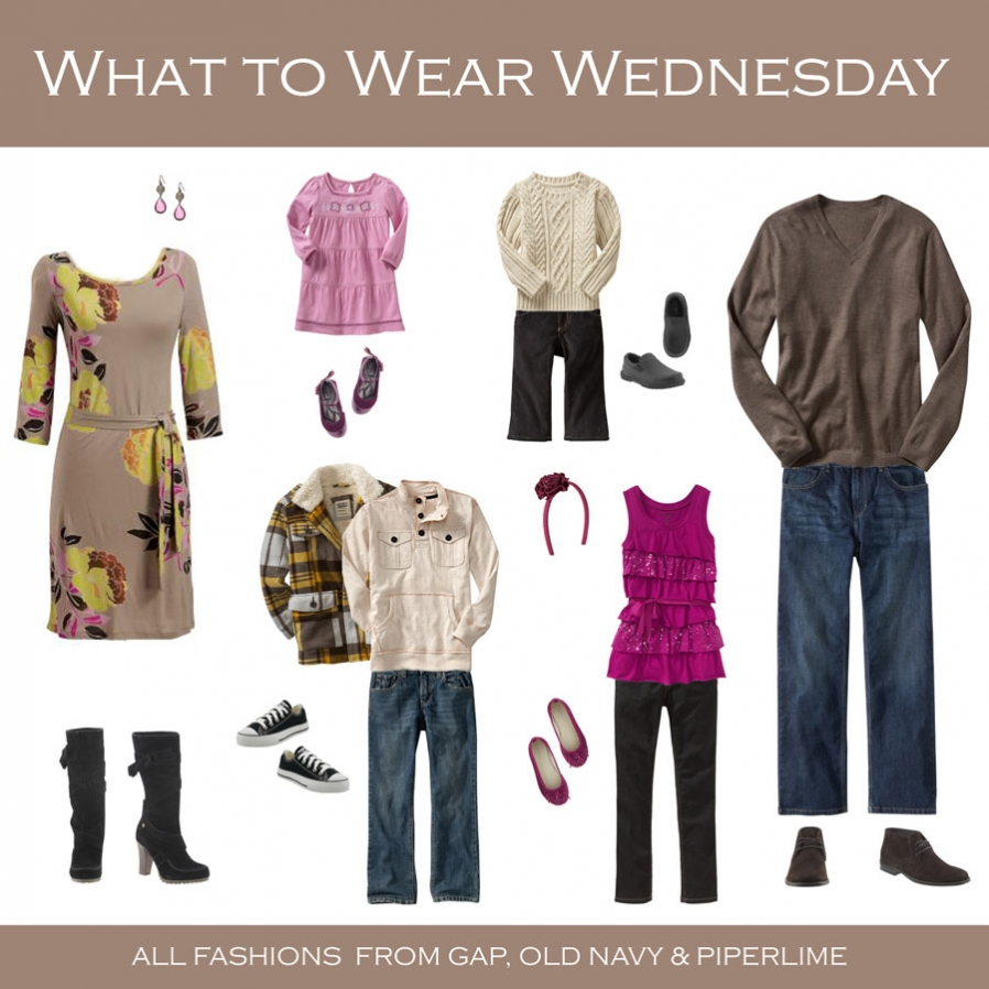 what to wear for Kalamazoo family portraits