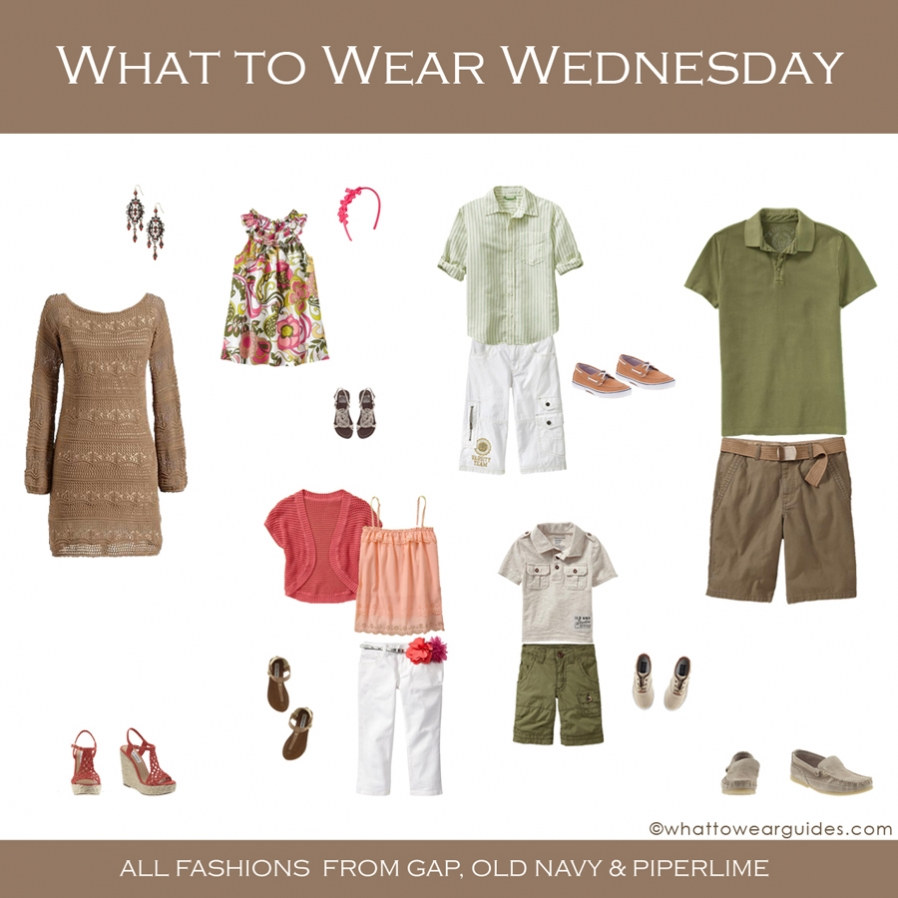 What to wear for spring family photos in Kalamazoo, Michigan