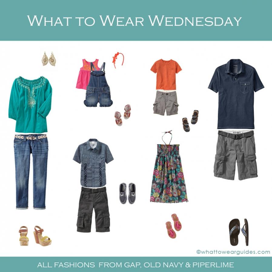wardrobe ideas for family photos with Becky Anderson Photography, Kalamazoo, MI
