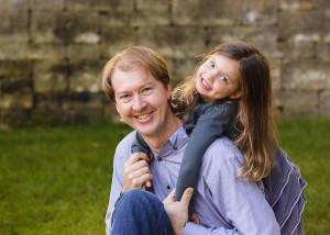 father and daughter kalamazoo photographer