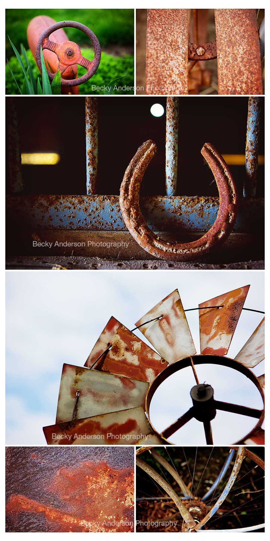 rusty images from the farm