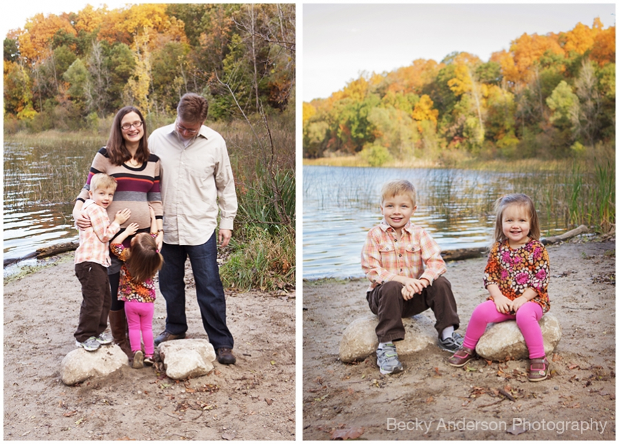 Becky Anderson Photography Fabulous Fall Family Photography