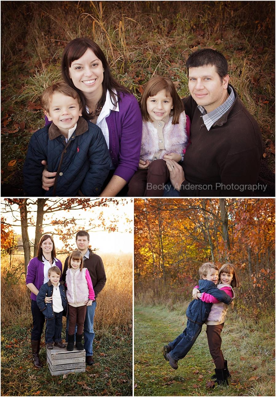 Mattawan family photography