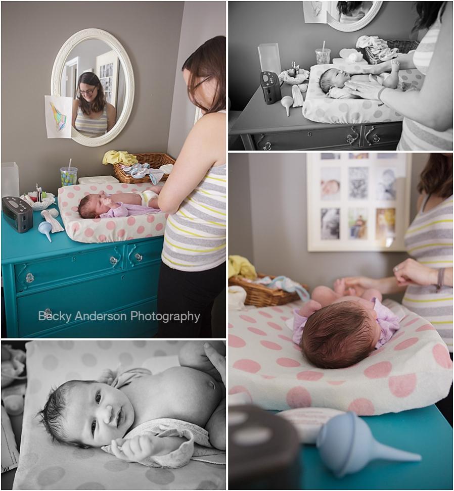 Lifestyle newborn Kalamazoo