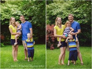 Kalamazoo family photos