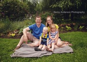 Kalamazoo family portraits