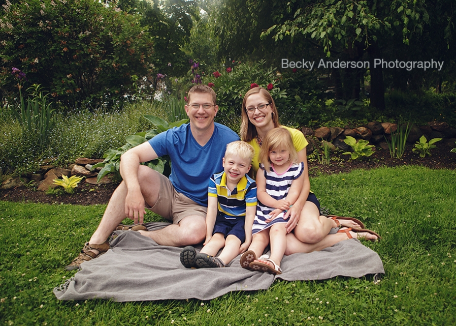 Crane Park Family Portraits