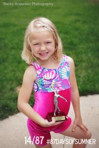 Branch trophy