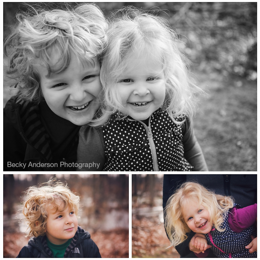 Kalamazoo sibling portraits