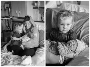 Bronson hospital fresh 48 newborn session