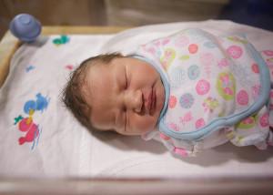 bronson hospital newborn girl