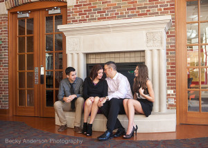 family interactions lifestyle photography